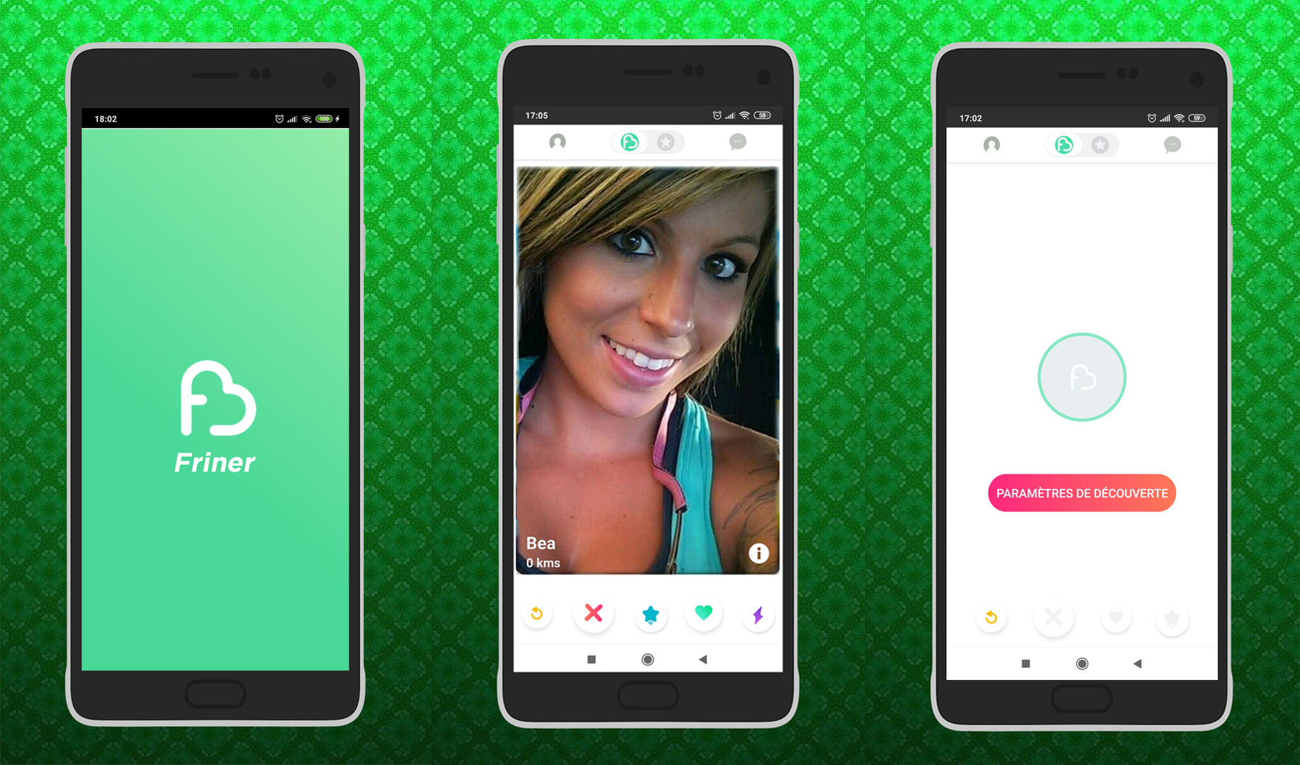 Application Rencontres Clone Tinder